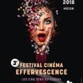3ème Festival de cinéma Effervescence du 10 au 15 octobre, au cinémarivaux à Mâcon