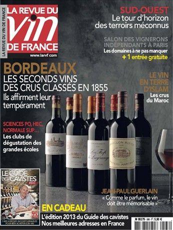 Actualit s les artisans vignerons de bourgogne du sud for Revue des vins de france