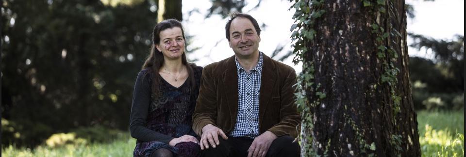 Céline et Laurent Tripoz
